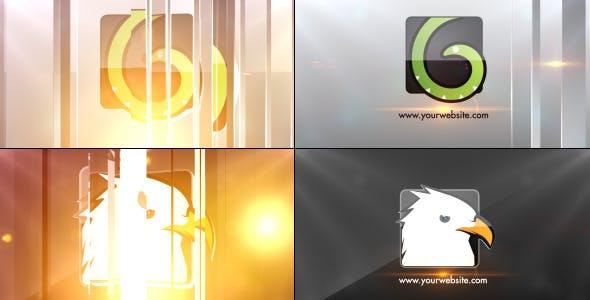 Videohive Simple Logo V2 10468937