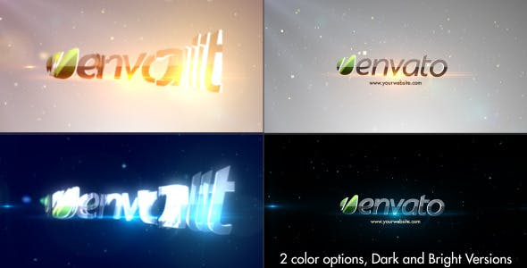 Videohive Simple Quick Logo 6574392