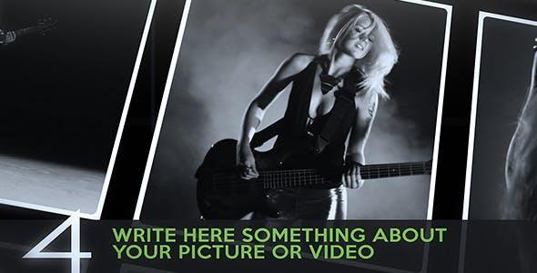 Videohive Simple Slideshow 11110301