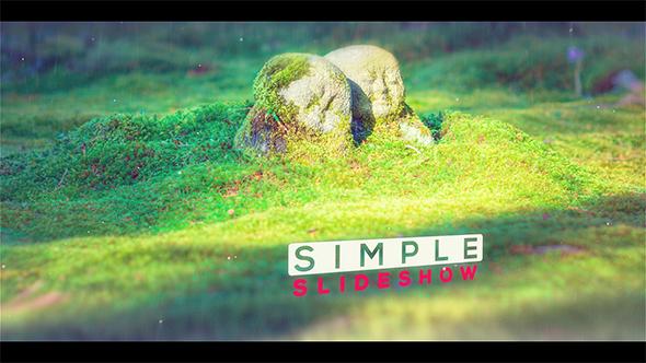 Videohive Simple Slideshow 19821820