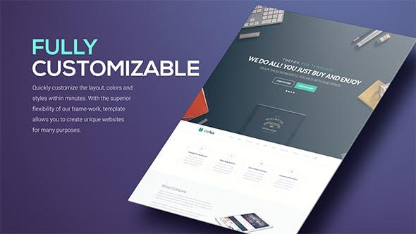 Videohive Simple Website Presentation Pack 16648358