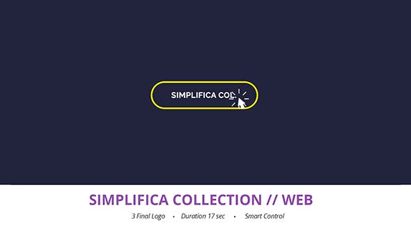Videohive Simplifica Collection Web 13100878