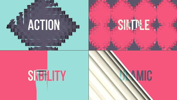 Videohive Six 3d Transitions Vol.2 19300088