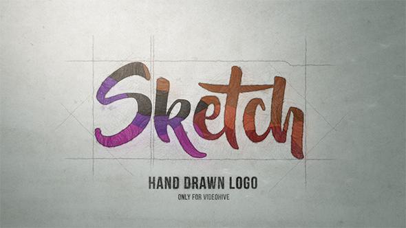 Videohive Sketch Logo 20068561