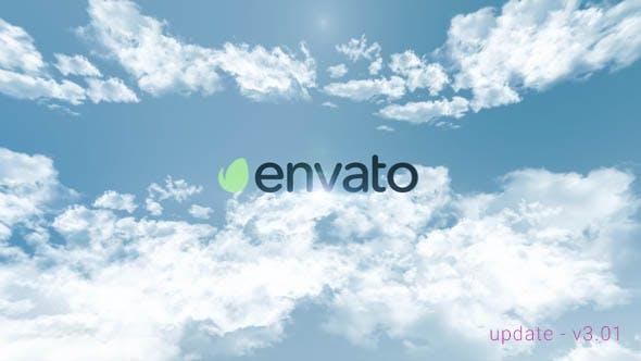 Videohive Sky Logo Reveal V3.01 7954718
