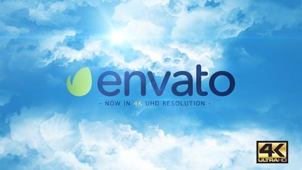 Videohive Sky Logo Reveal v2 3622446