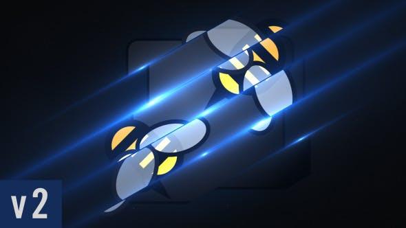 Videohive Slice Logo 13563921