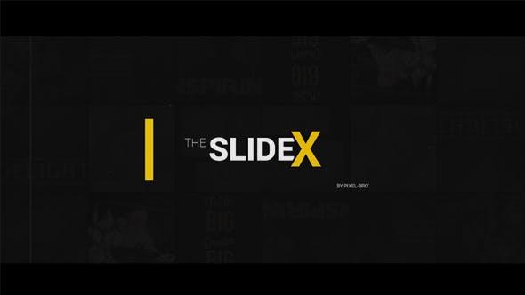 Videohive SlideX 14551634