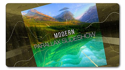 Videohive Slideshow Modern Parallax 19374191