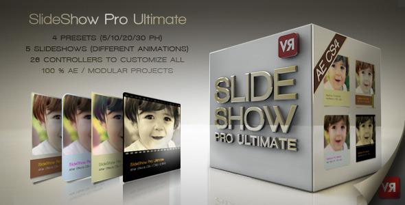 Videohive Slideshow Pro Ultimate