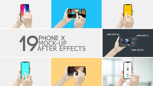 Videohive Smartphone Display App Promo 22191977