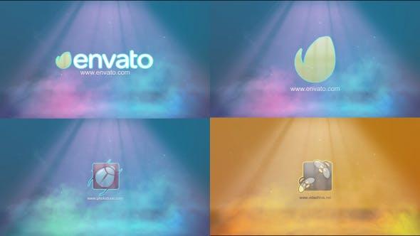 Videohive Smoke Hit Logo 20946109