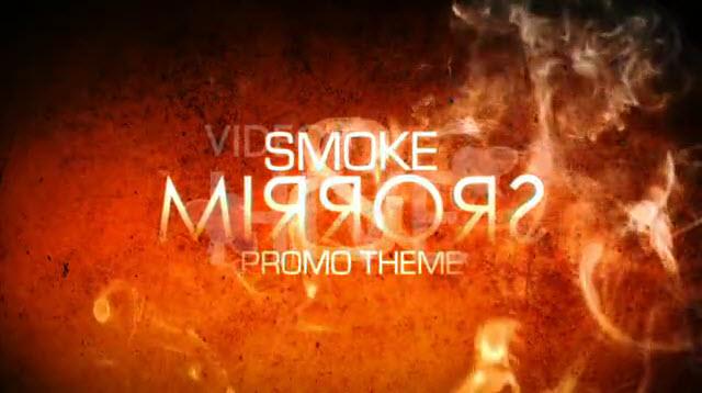 Videohive Smoke Mirrors 53640