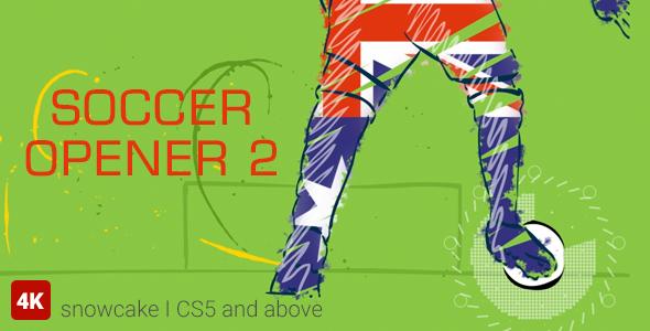Videohive Soccer Opener 2 16401234