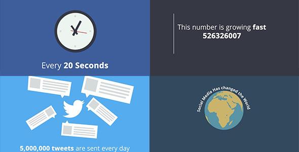 Videohive Social Media Marketing Opener 9264276