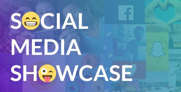 Videohive Social Media Showcase 17963887
