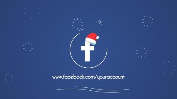 Videohive Socializing - Christmas Edition Social Media Pack 19018109