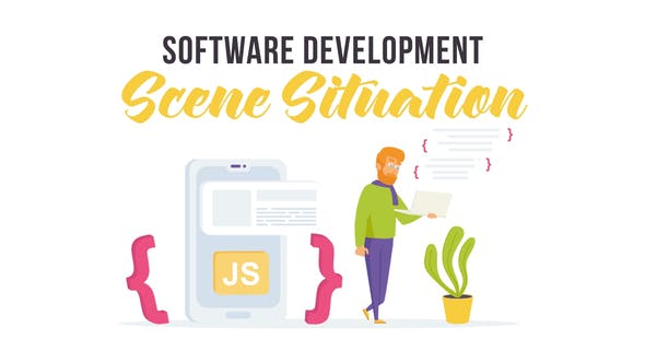 Videohive Software development - Scene Situation 27597217