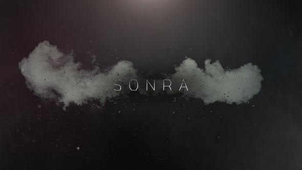 Videohive Sonra Trailer Titles 24027209