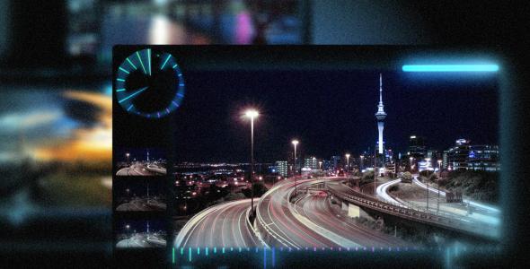 Videohive Spectrum Panels.97963