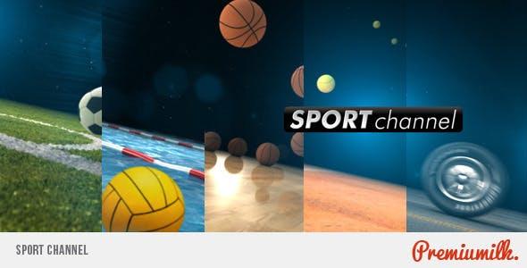 Videohive Sport Channel 307146