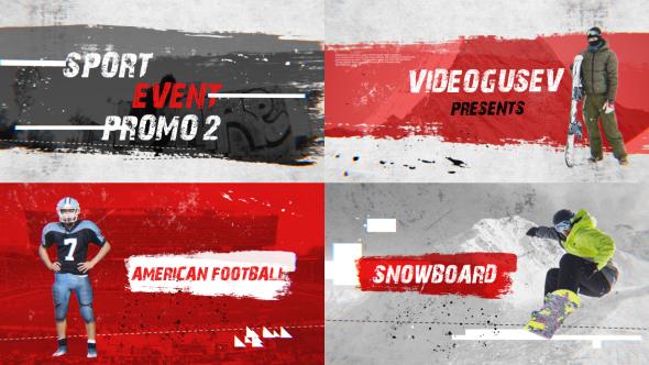 Videohive Sport Event Promo 2 20055688