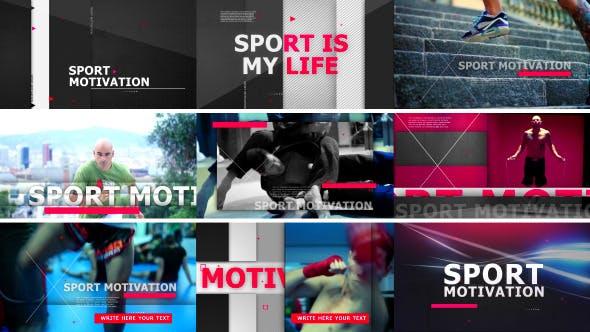 Videohive Sport Motivation 9684395