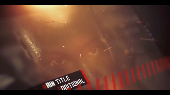 Videohive Sport Motivation Promo (Fight Or Flee) 12428798
