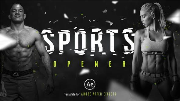 Videohive Sport Opener 22292205