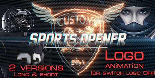 Videohive Sports Opener - Extreme Promo 19617637