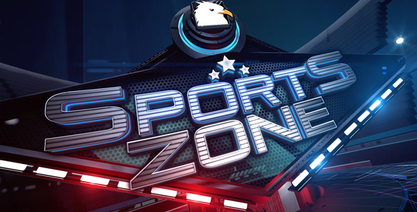 Videohive Sports Zone Broadcast Pack 13687694