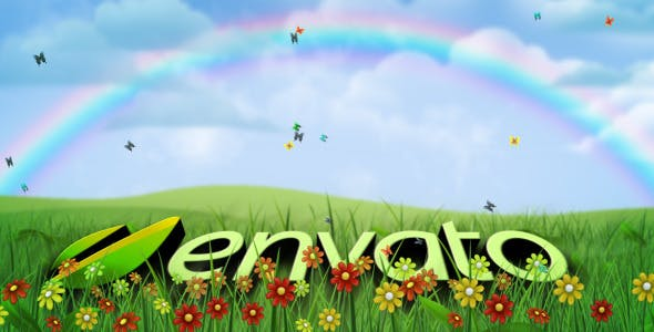 Videohive Spring and Summer-Green Earth 2983519