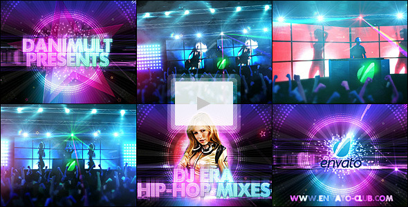 Videohive Star Dances III