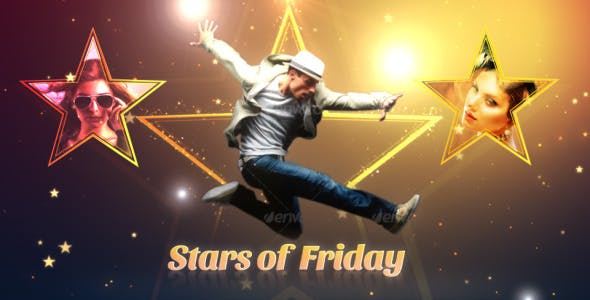 Videohive Stars Week 6773357