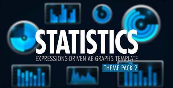 Videohive Statistics Theme Pack 2 2506626