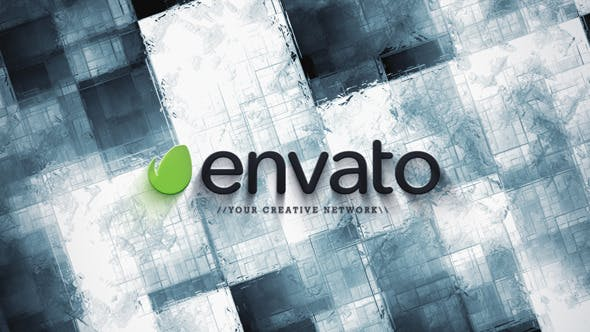 Videohive Sticker Logo Reveal 2865912