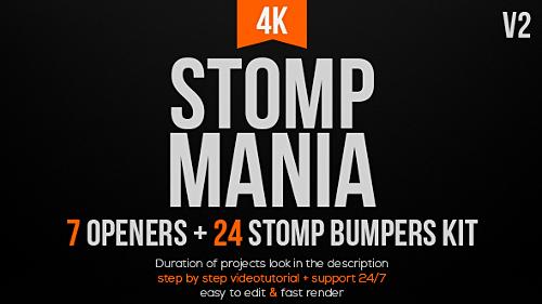 Videohive Stomp Mania v2 20115231