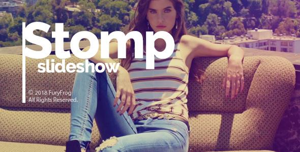 Videohive Stomp Slideshow 21189170