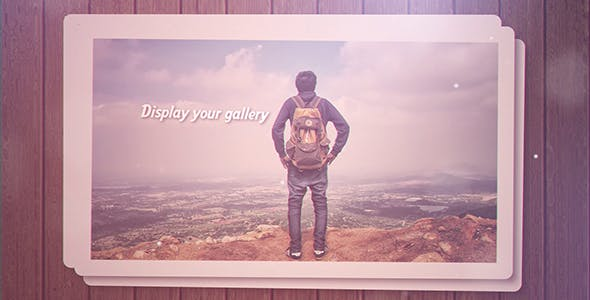 Videohive Stop Motion Gallery 21282463