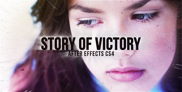 Videohive Story Of Victory 9410374