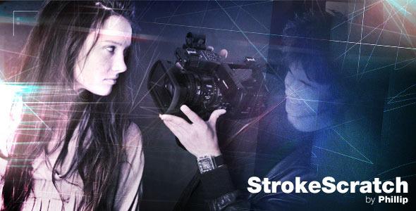 Videohive StrokeS.AE