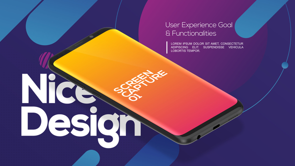 Videohive Stylish App Promo Kit 20600170