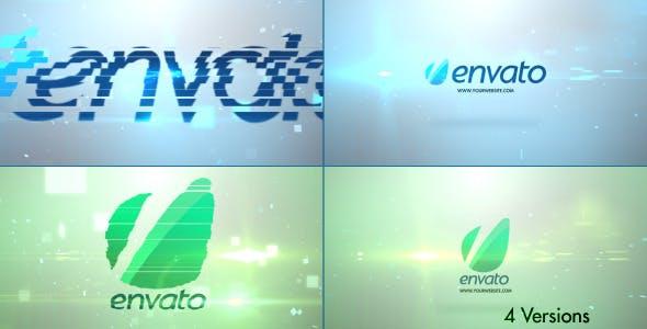 Videohive Stylish Logo Reveal 3965380