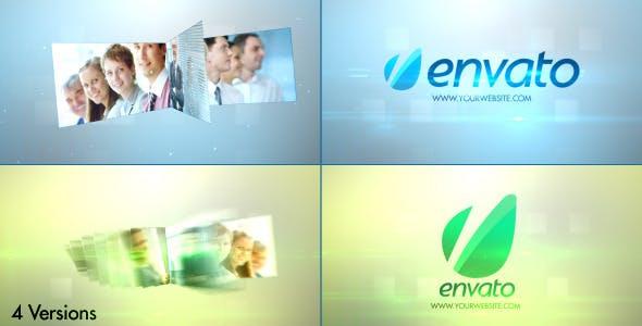 Videohive Stylish Simple Multi Video Logo 4267233