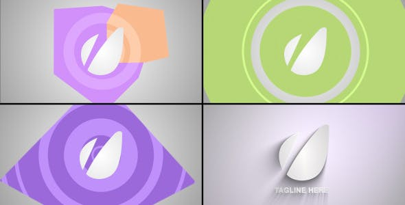 Videohive Stylo Colorful Logo Reveal 2597596