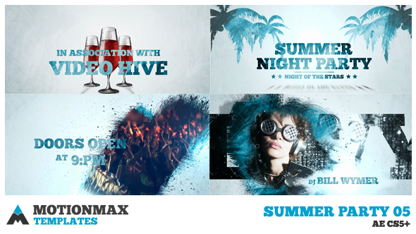 Videohive Summer Party 05 19981805