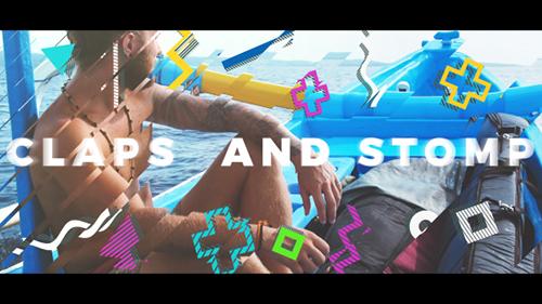 Videohive Summer Stomp Logo 20456393