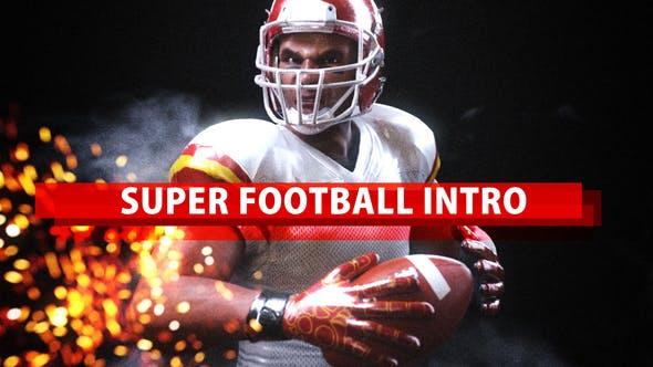 Videohive Super Football Intro 20403690