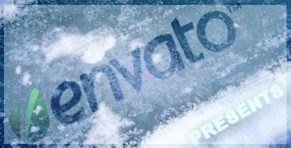 Videohive Survival Frozen Ice Logo 153200