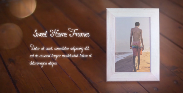 Videohive Sweet Home Frames 20000325